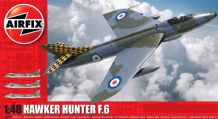 Airfix 1/48 Model Kit 09185 Hawker Hunter F.6